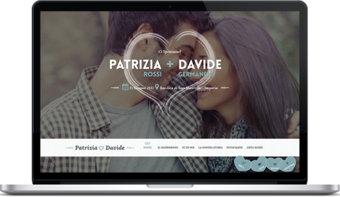 WebWedding - Sito web per matrimoni, siti internet per sposi e